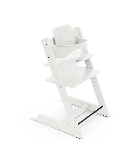Tripp Trapp® Stoel White, White, mainview view 4