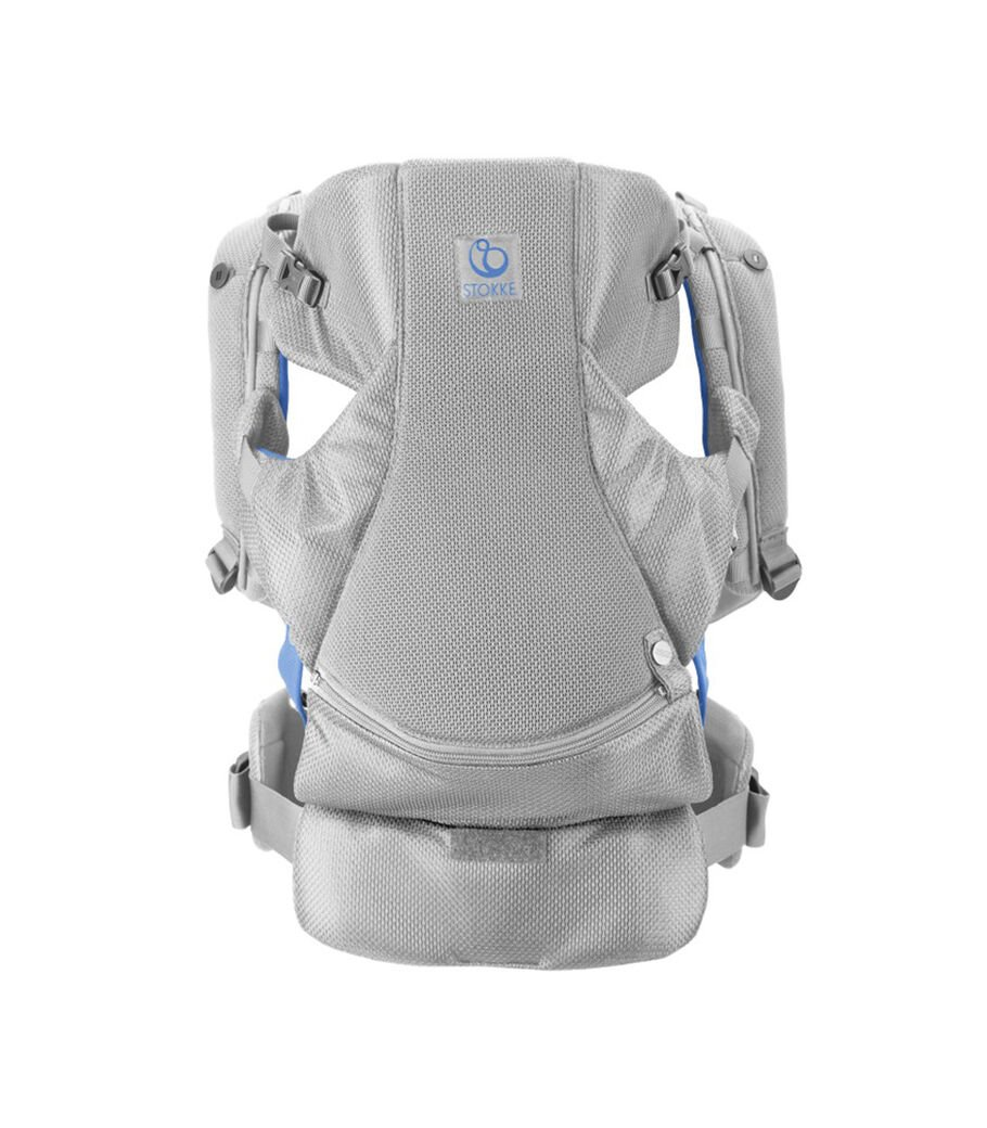 Stokke® MyCarrier™ Front Carrier, Marina Mesh. view 7