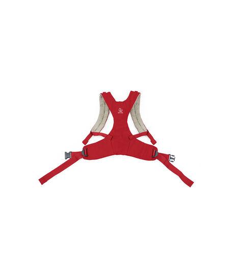 Stokke® MyCarrier™ Mochila frontal y dorsal Rojo, Rojo, mainview view 4