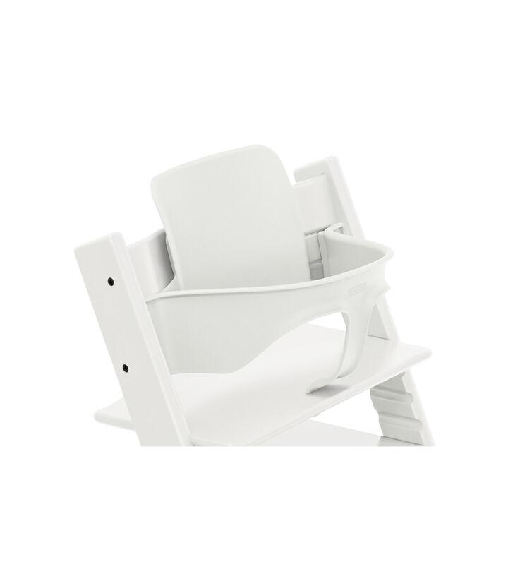Tripp Trapp® Baby Set, White, mainview view 1