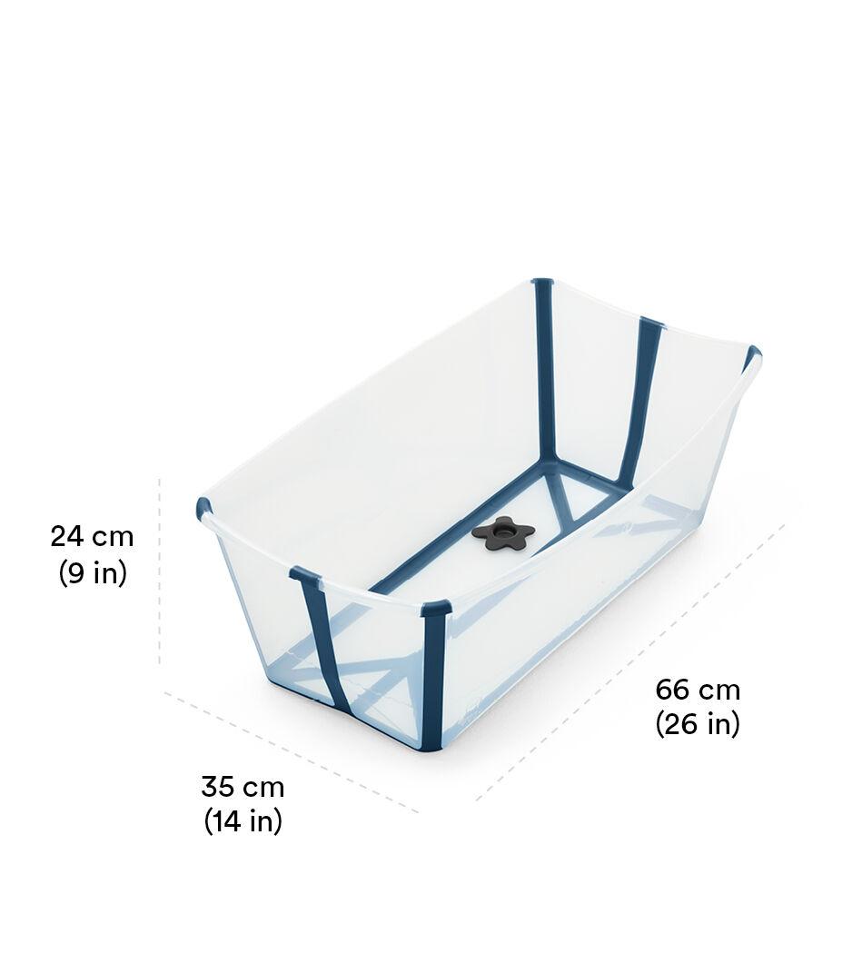 Stokke® Flexi Bath® Heat Bundle White Aqua view 1