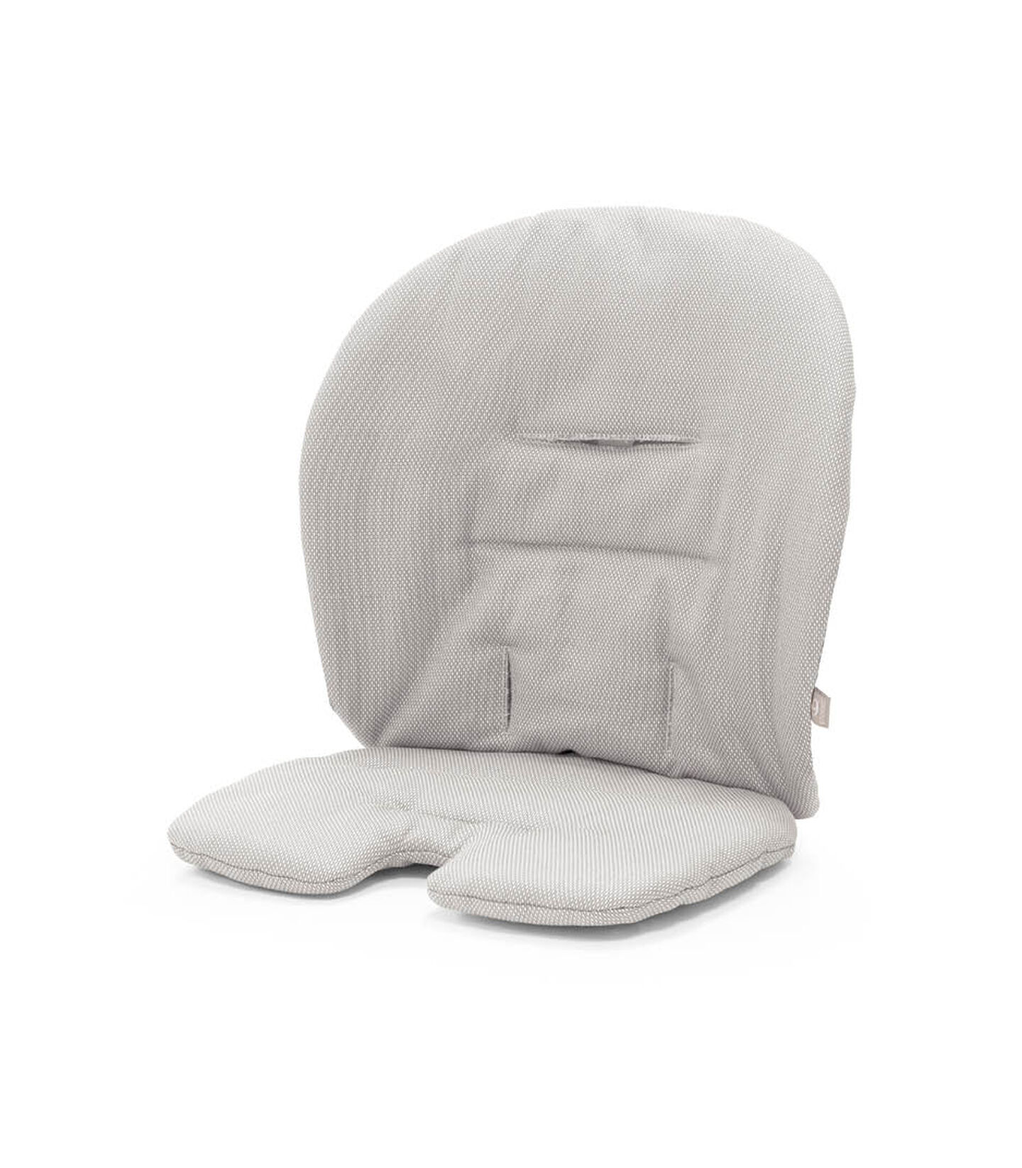 Stokke® Steps™ Accessories. Baby Set Cushion. Timeless Grey. view 1