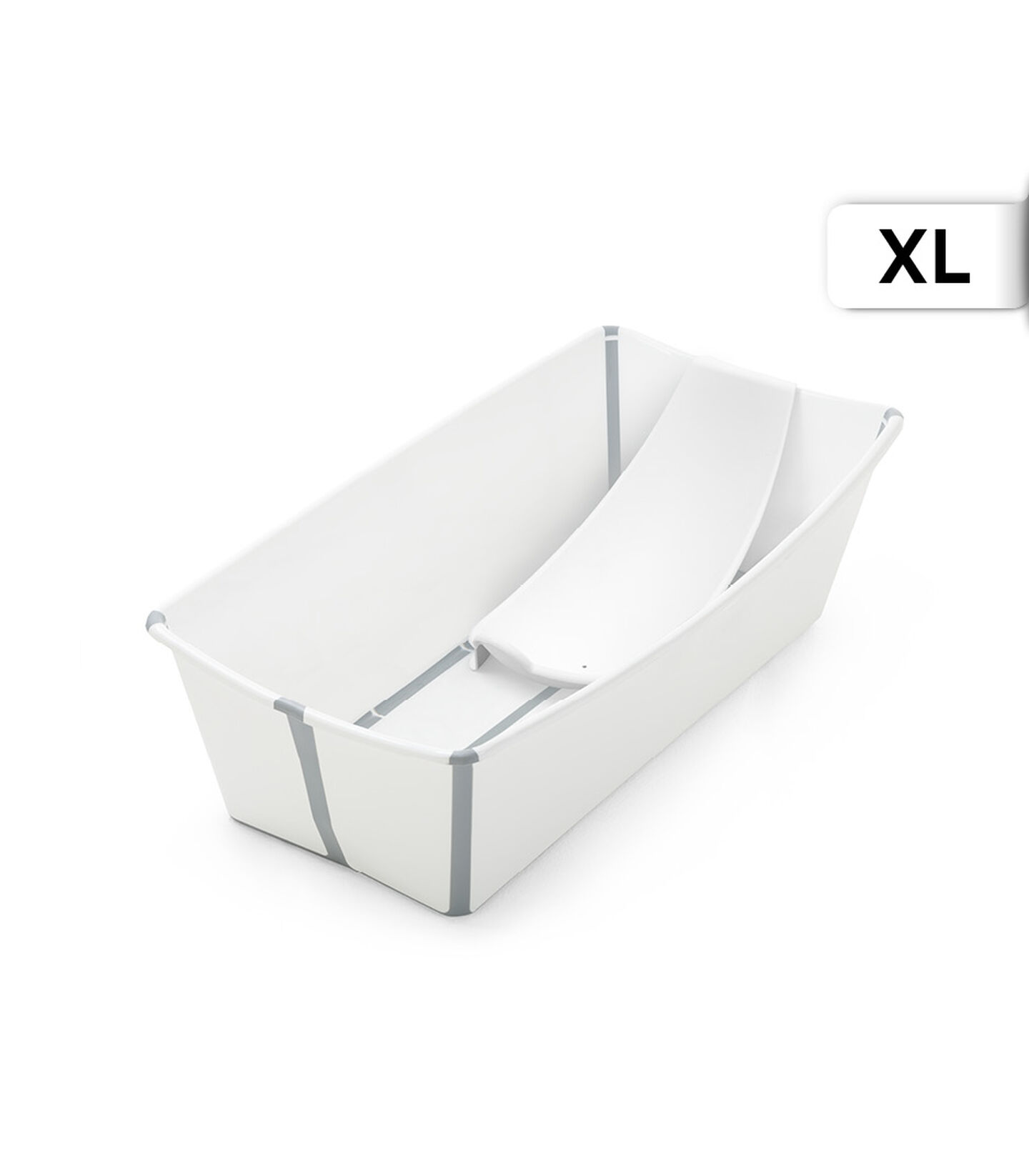 Stokke® Flexi Bath ® Large White, Bianco, mainview view 6