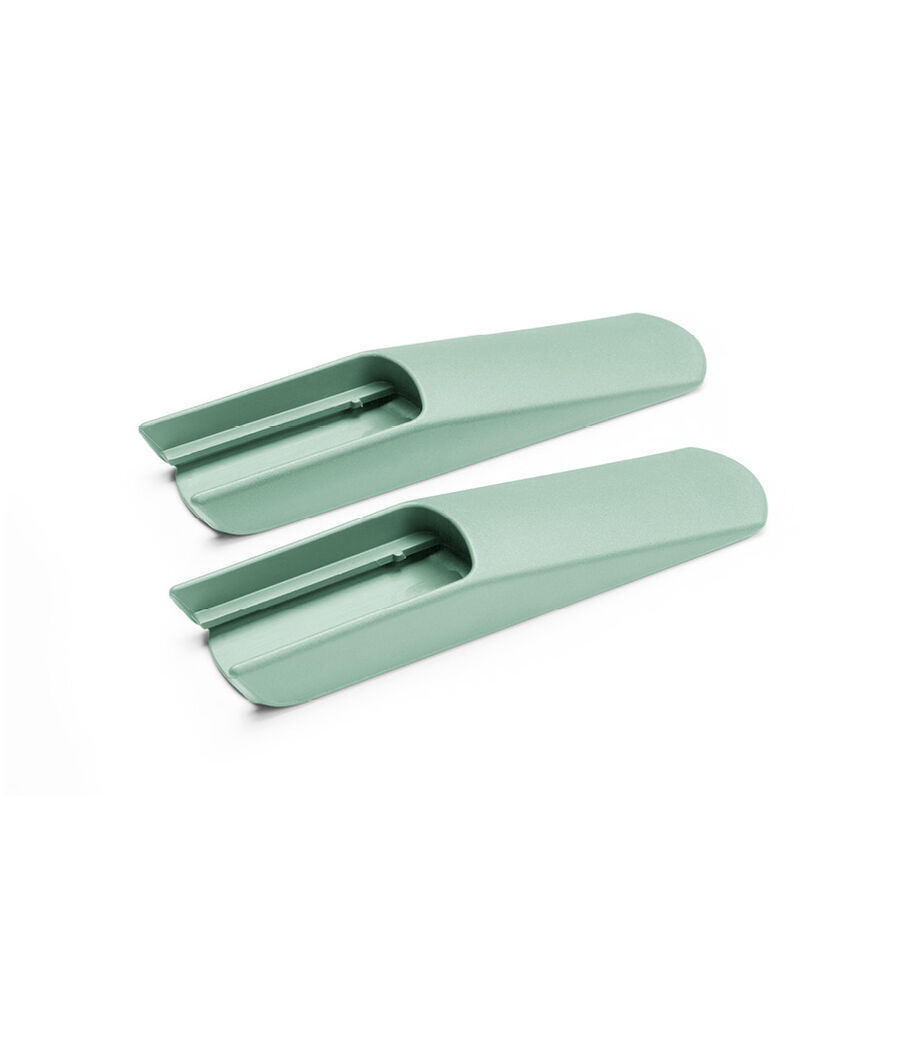 Tripp Trapp® Extralange Bodengleiter Set, Soft Mint, mainview view 60