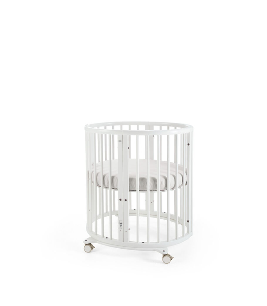 Stokke® Sleepi™, White, mainview view 3