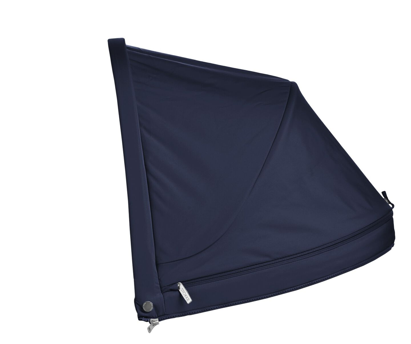 Stokke® Stroller accessories. Hood without cap, Deep Blue.