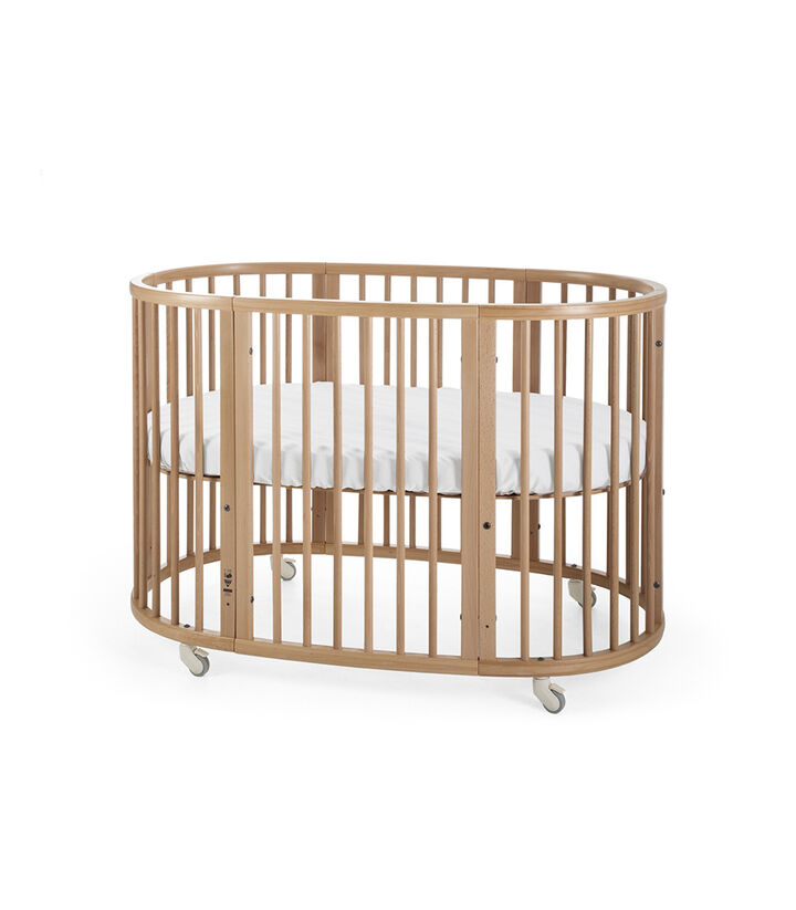 stokke seng Stokke® Sleepi™ Seng Natural stokke seng