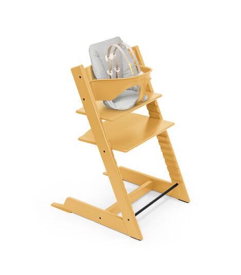 Tripp Trapp® Chair Sunflower Yellow, Sunflower Yellow, mainview view 5