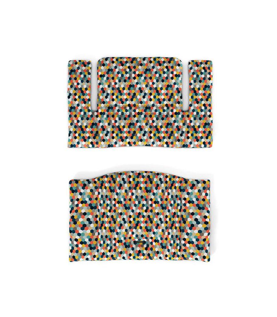 Tripp Trapp® Classic Cushion Honeycomb Happy. Flatlay. view 7