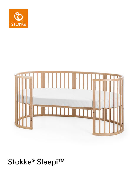 Stokke® Sleepi™ Junior Extension Natura, Natural, mainview view 8
