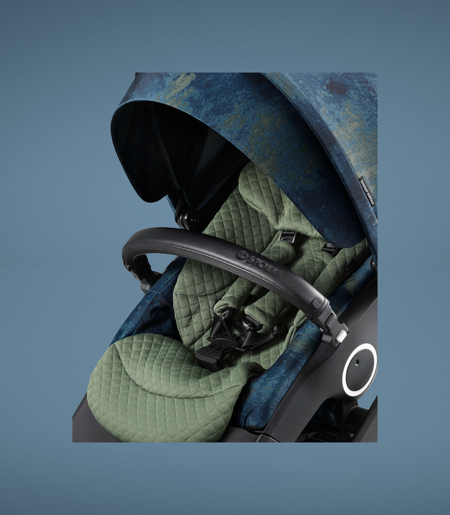 Stokke® Trailz™ Seat with Seat Inlay. Freedom Limited Edition.