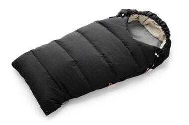 Stokke® Down Sleepingbag, Onyx Black.