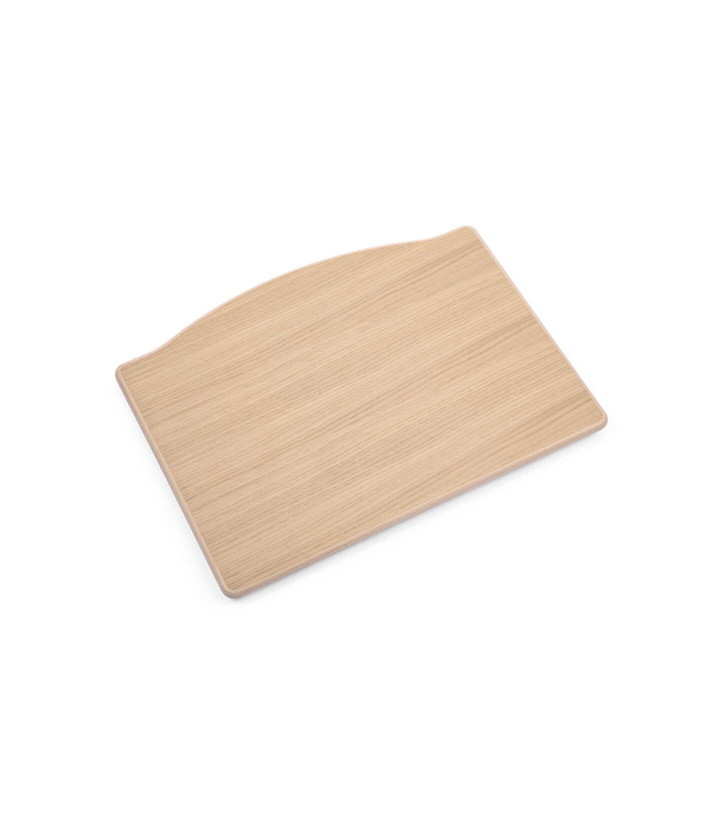 Tripp Trapp® Footplate Oak White, Oak Natural, mainview view 1