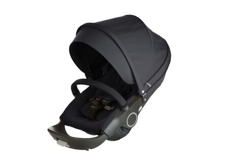 Stokke® Stroller Seat. Black.