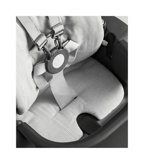 Stokke® Steps™ Baby Set pude TT Nordic Grey, TT Nordic Grey, mainview view 4
