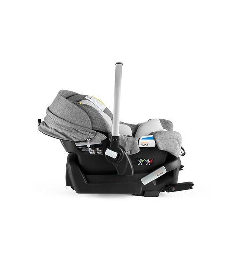 Stokke® PIPA™ By Nuna® car seat Black Melange. US.