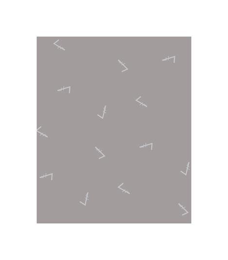 Tripp Trapp® Classic Cushion Icon Grey, Gris con iconos, mainview view 3