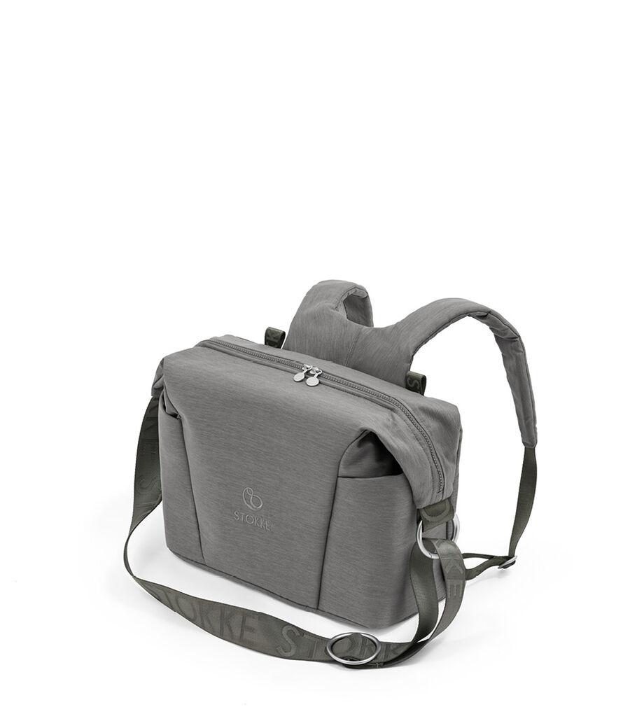 Stokke® Xplory® X Changing bag, Modern Grey, mainview view 7
