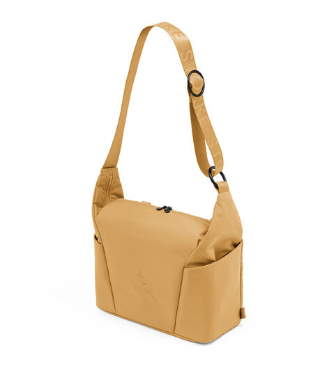 Stokke® Xplory® X Changing bag Golden Yellow, Giallo Dorato, mainview view 3