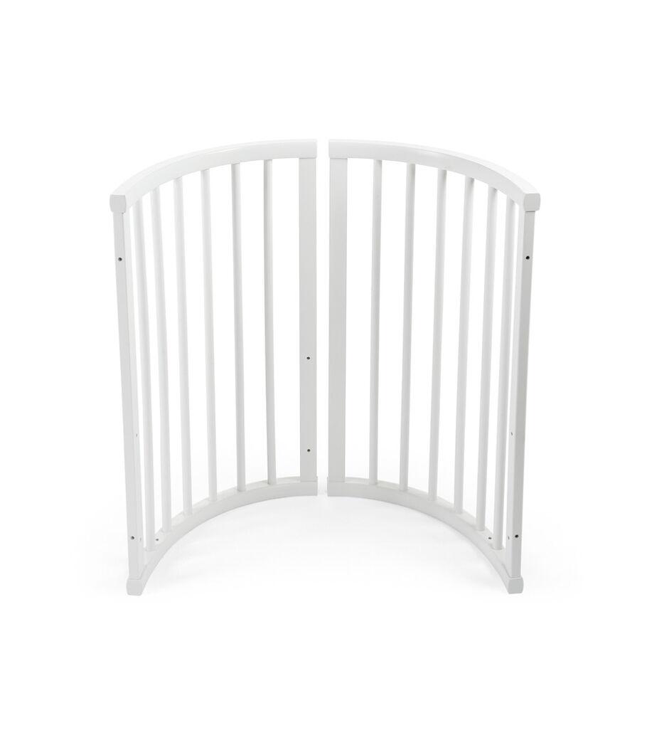 Stokke® Sleepi™ End section R, Blanco, mainview