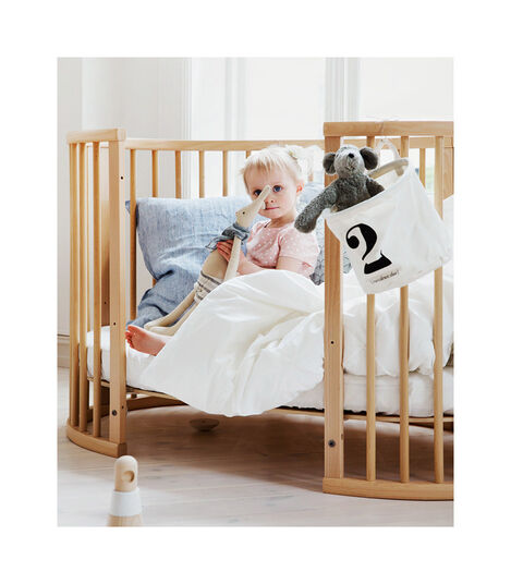 Stokke® Sleepi™ Bed Extension Natural, Natural, mainview view 3