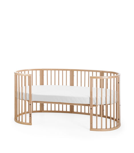 Stokke® Sleepi™ Junior Forlængersæt Natural, Natural, mainview view 4