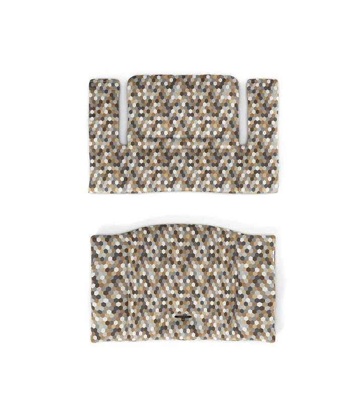 Tripp Trapp® Classic Cushion, Honeycomb Calm, mainview view 1