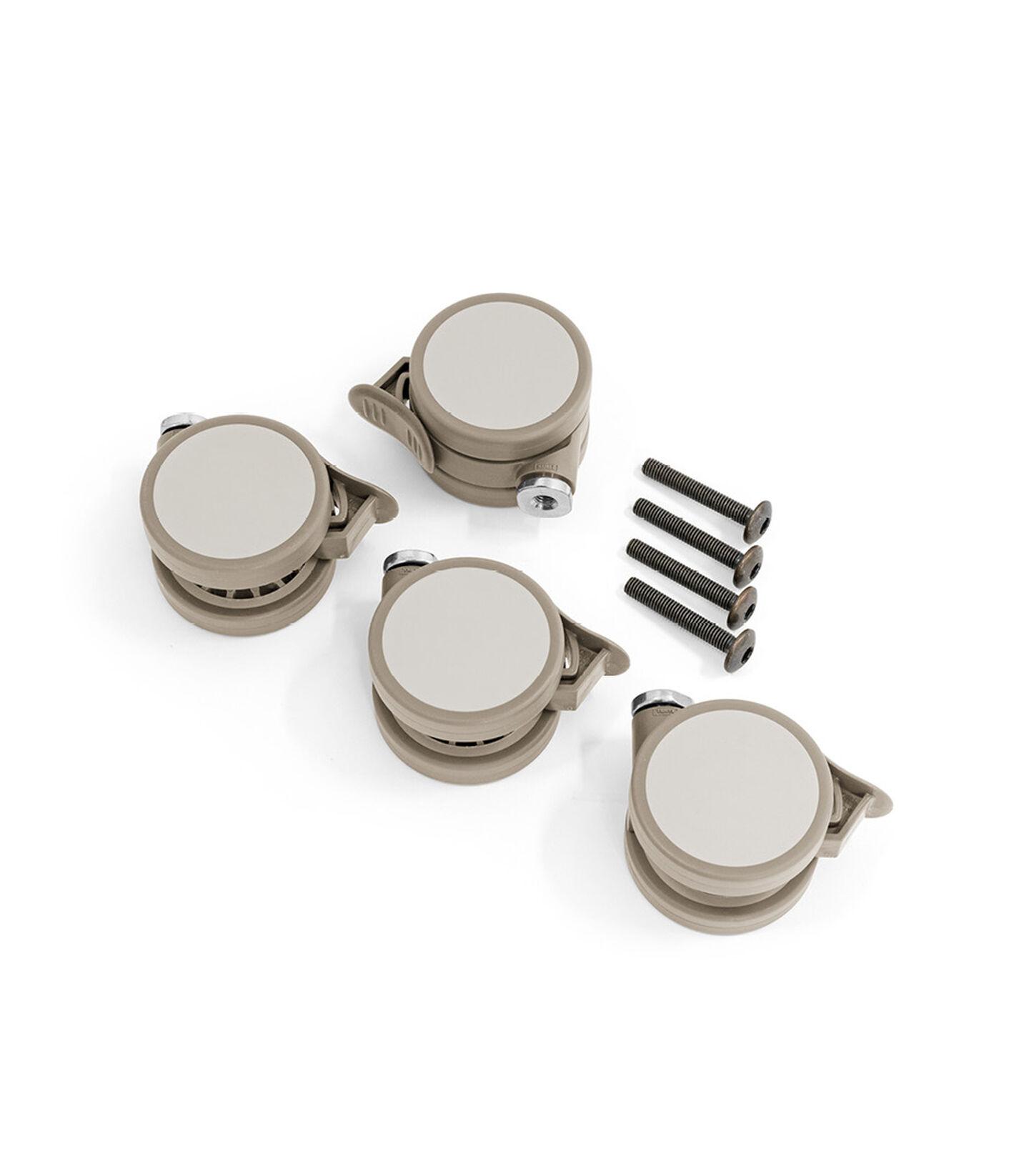 Stokke® Sleepi™ Wheel screwbag Beige, Beige, mainview view 2