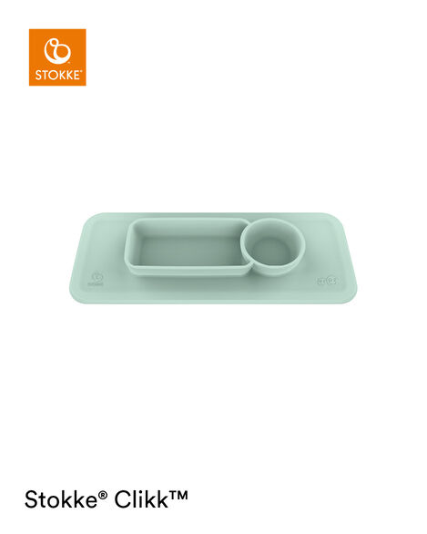 ezpz™ by Stokke™ placemat for Clikk™ Tray Soft Mint, Soft Mint, mainview view 7