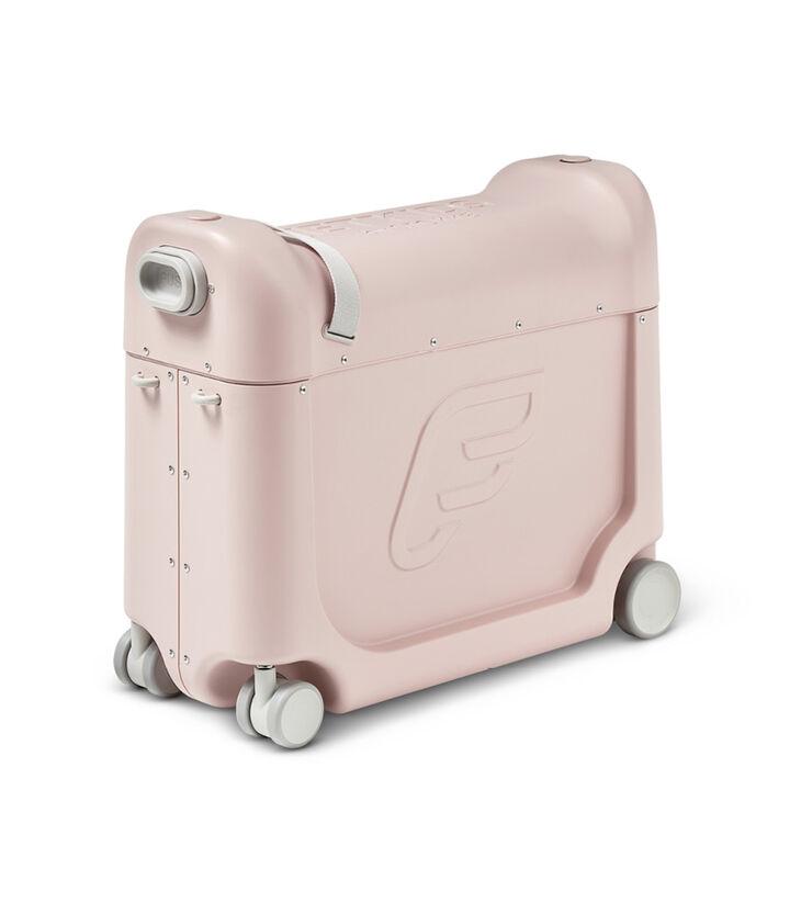JetKids™ by Stokke® BedBox V3 in Pink Lemonade. view 1