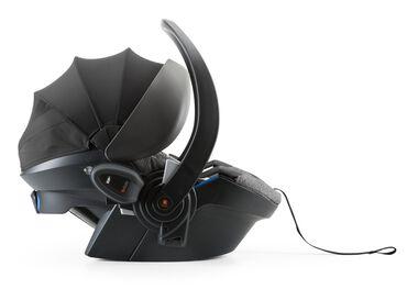 Stokke® iZi Go Modular™ by Besafe®, Black Melange.