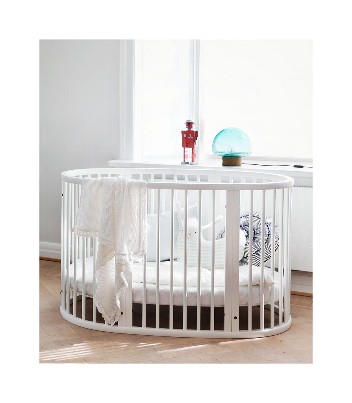 Stokke® Sleepi™ Mini White, Wit, mainview view 6