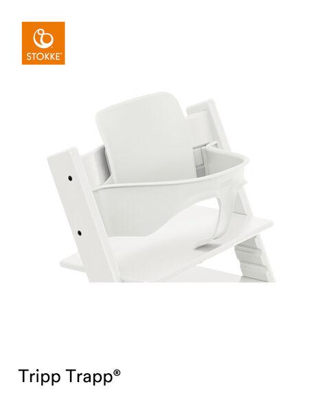 Tripp Trapp® Baby Set White, White, mainview view 5