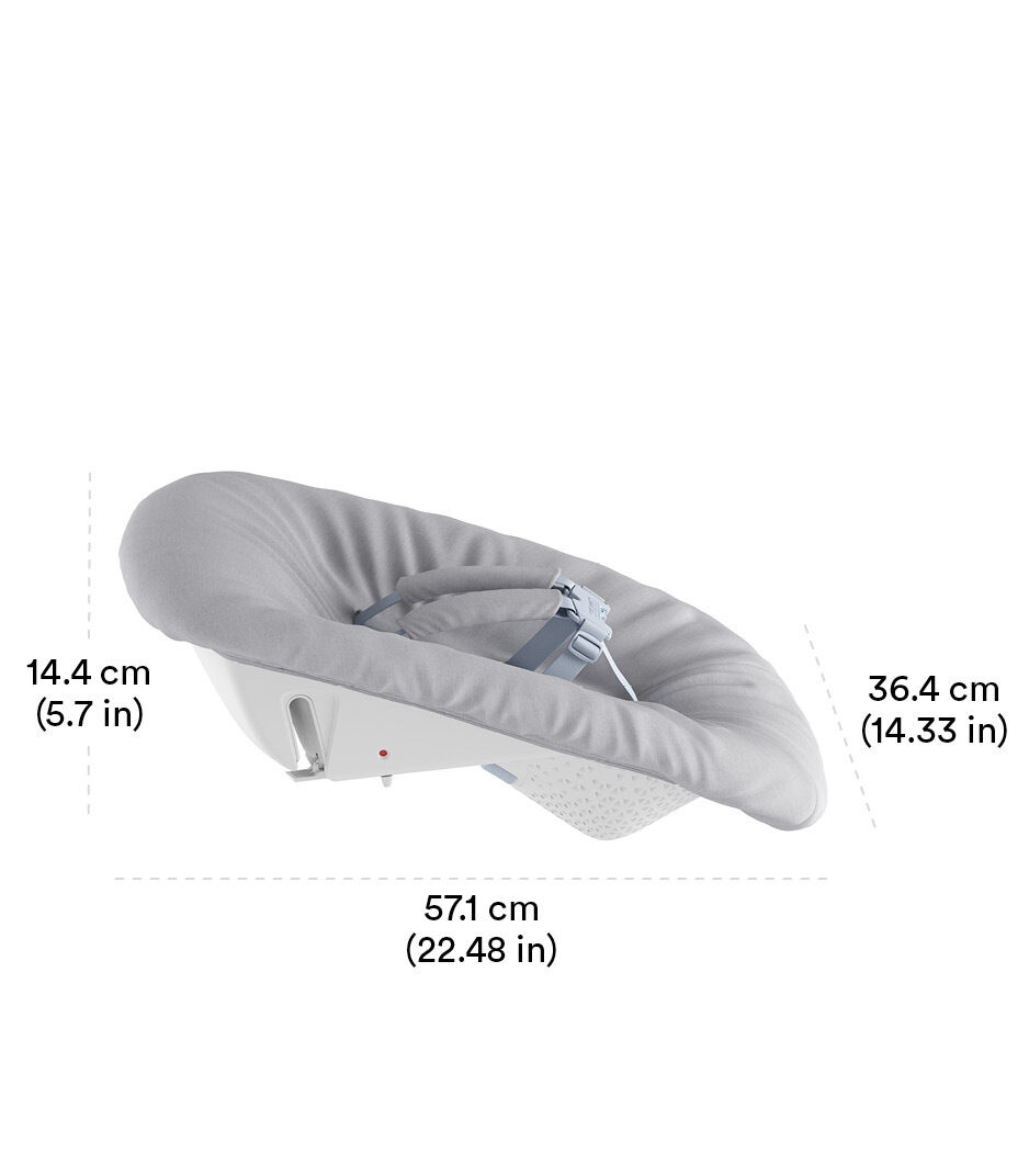 Tripp Trapp® Newborn Set Grey view 1