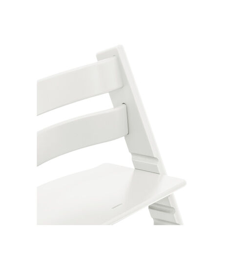 Tripp Trapp® Chair close up photo White view 3