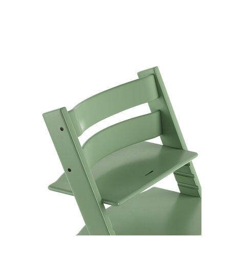 Tripp Trapp® Chair close up 3D rendering Moss Green