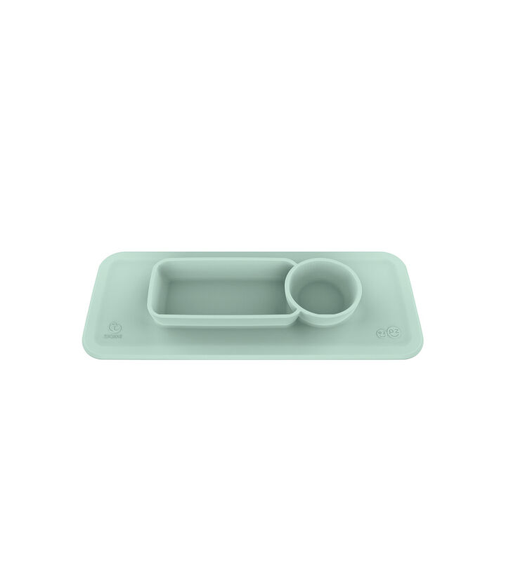 ezpz™ by Stokke™ Platzset für den Clikk™ Tray, Soft Mint, mainview view 1