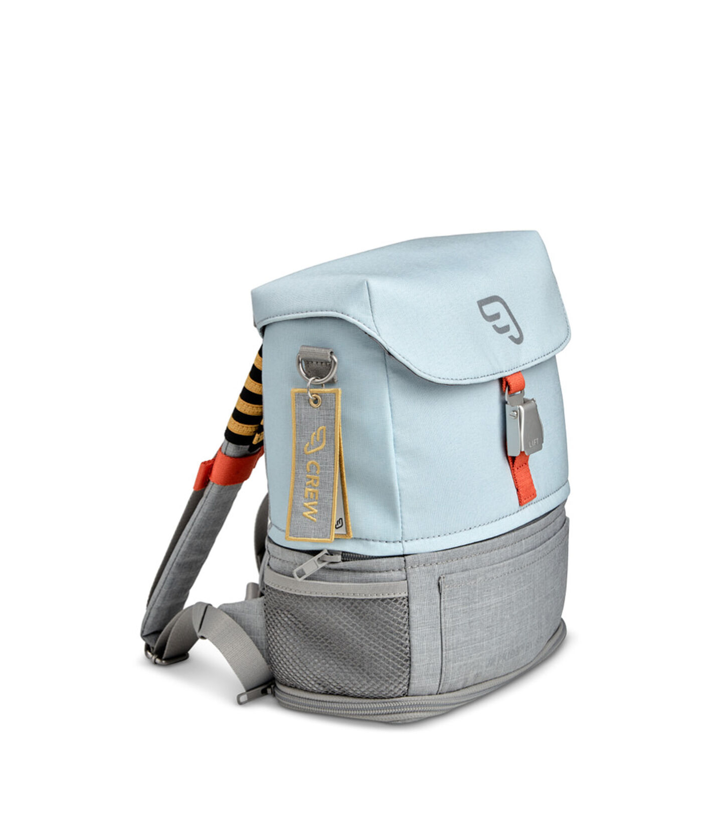 JETKIDS Crew Backpack Blue Sky, Bleu Ciel, mainview view 2