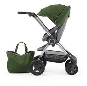 Stokke® Scoot™ with Style Kit Racing Green.