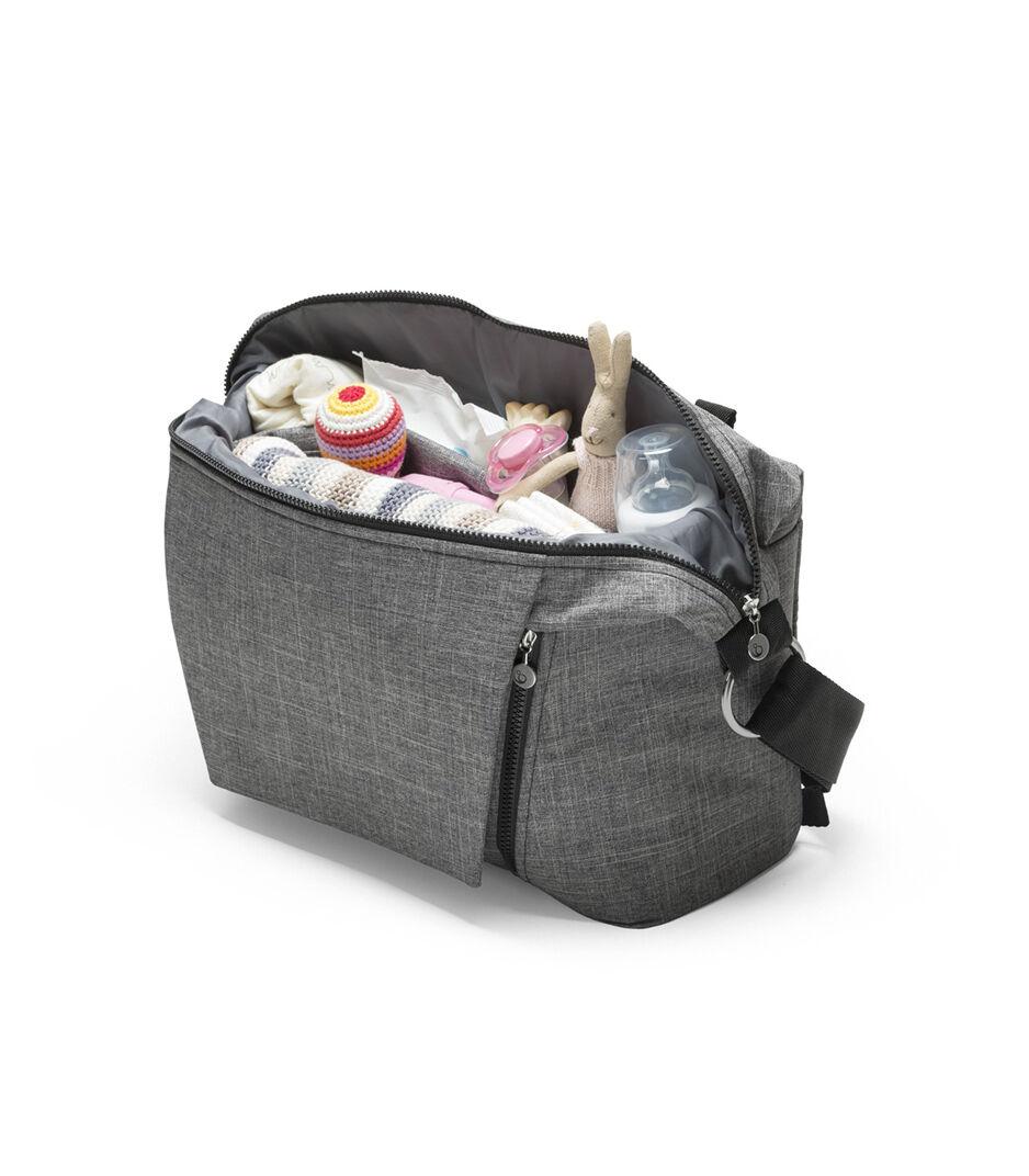 big bag melange melange double flannel shirt relwen big bivouac bag with big bag melange. Black Bedroom Furniture Sets. Home Design Ideas