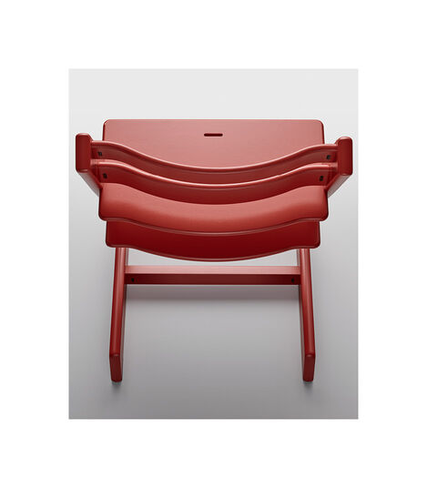Tripp Trapp® in setting. Warm Red. view 6