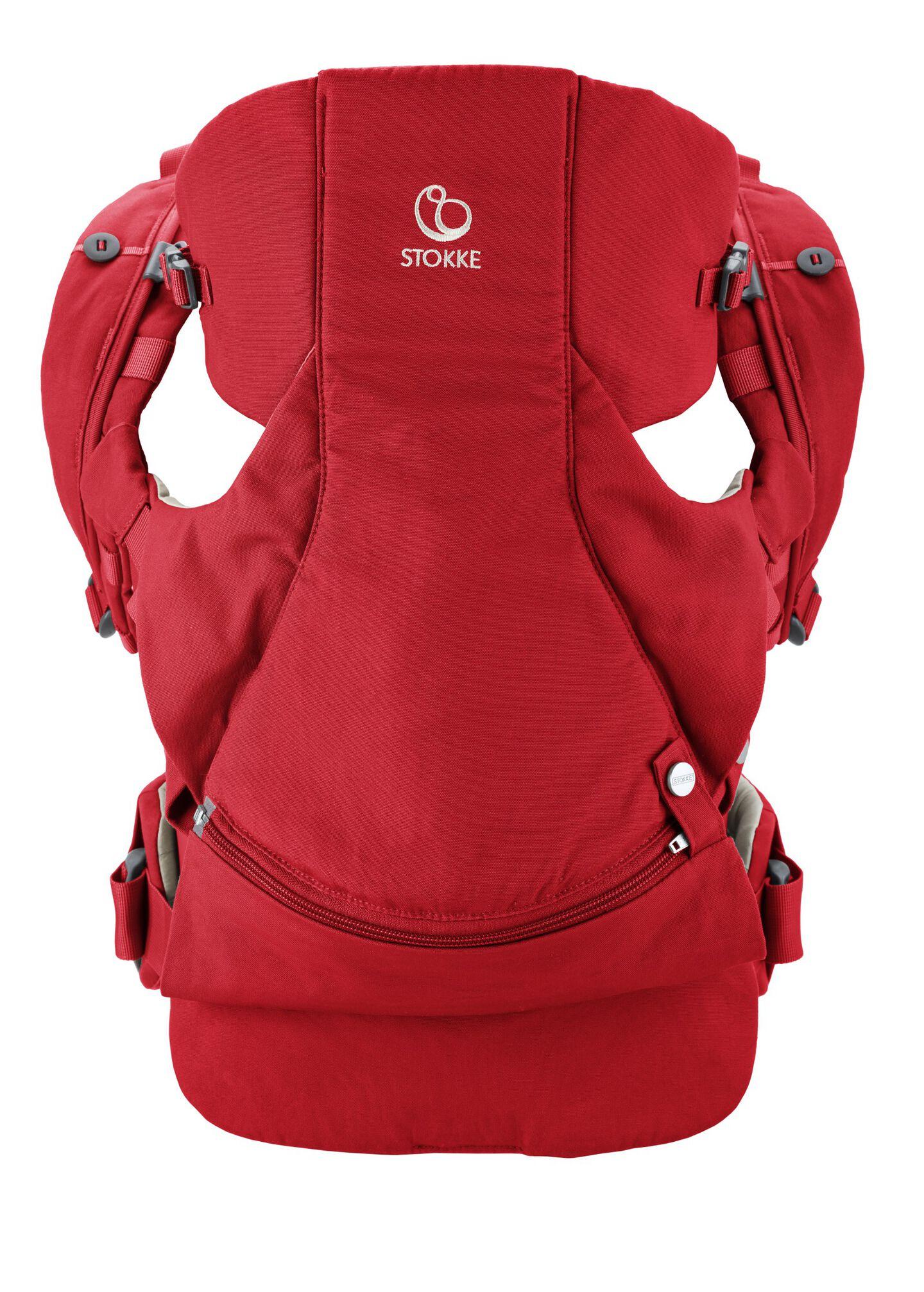 Stokke® MyCarrier™ Front Carrier, Red.