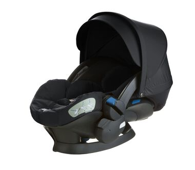 Car seat, All Black.