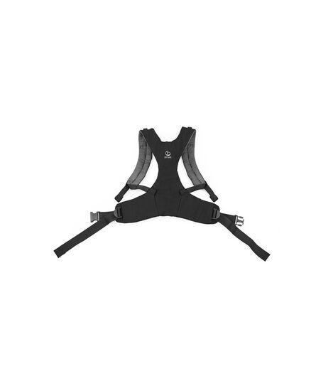 Stokke® MyCarrier™ front- og ryggbærestykke Black, Black, mainview view 4