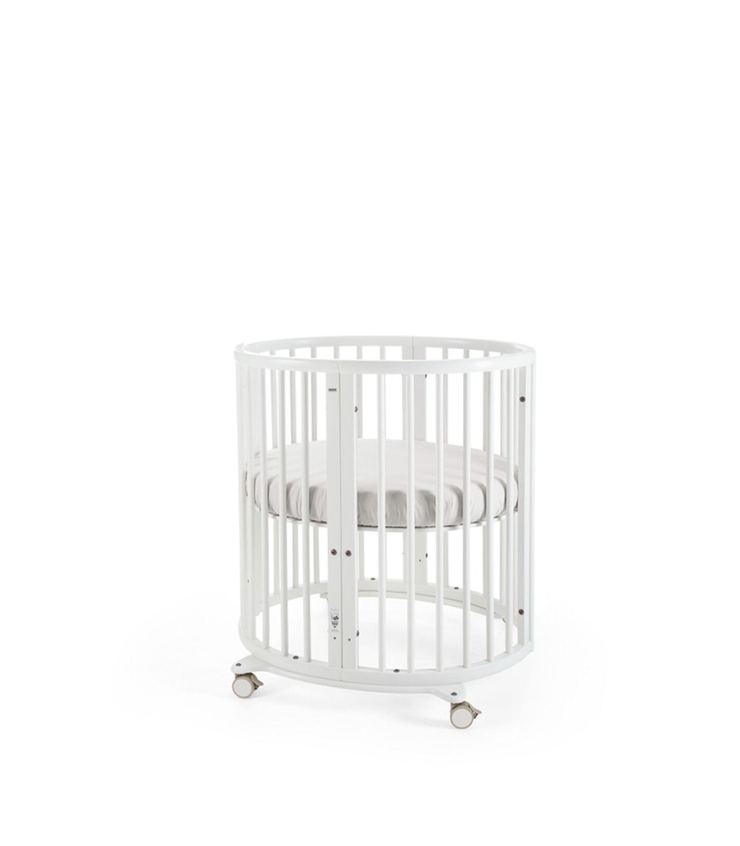 Stokke® Sleepi™ Mini White, Bianco, mainview view 1