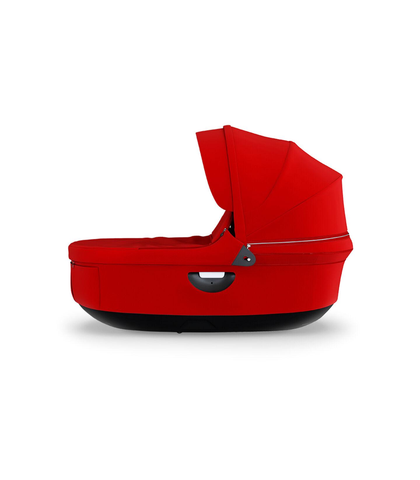 Strokke® Stroller Carry Cot, Red.