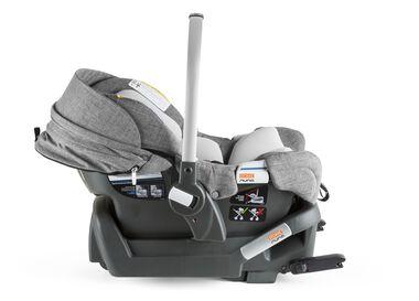 Stokke® PIPA™ By Nuna® car seat Black Melange. (USA only).