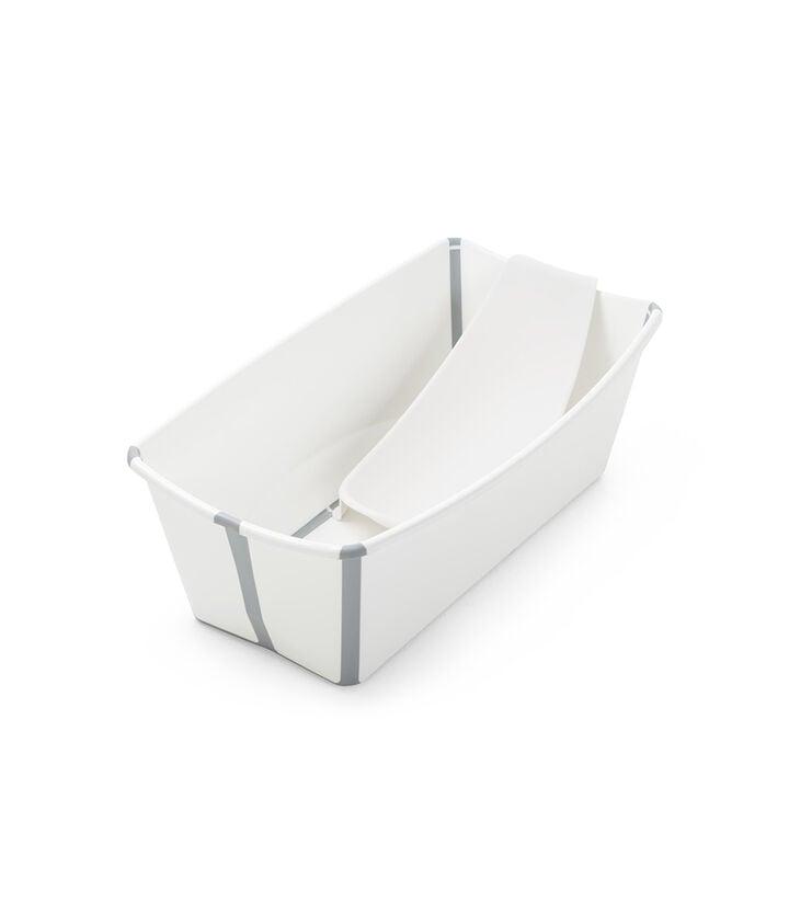 Stokke® Flexi Bath® Heat Bundle White, Blanco, mainview view 1