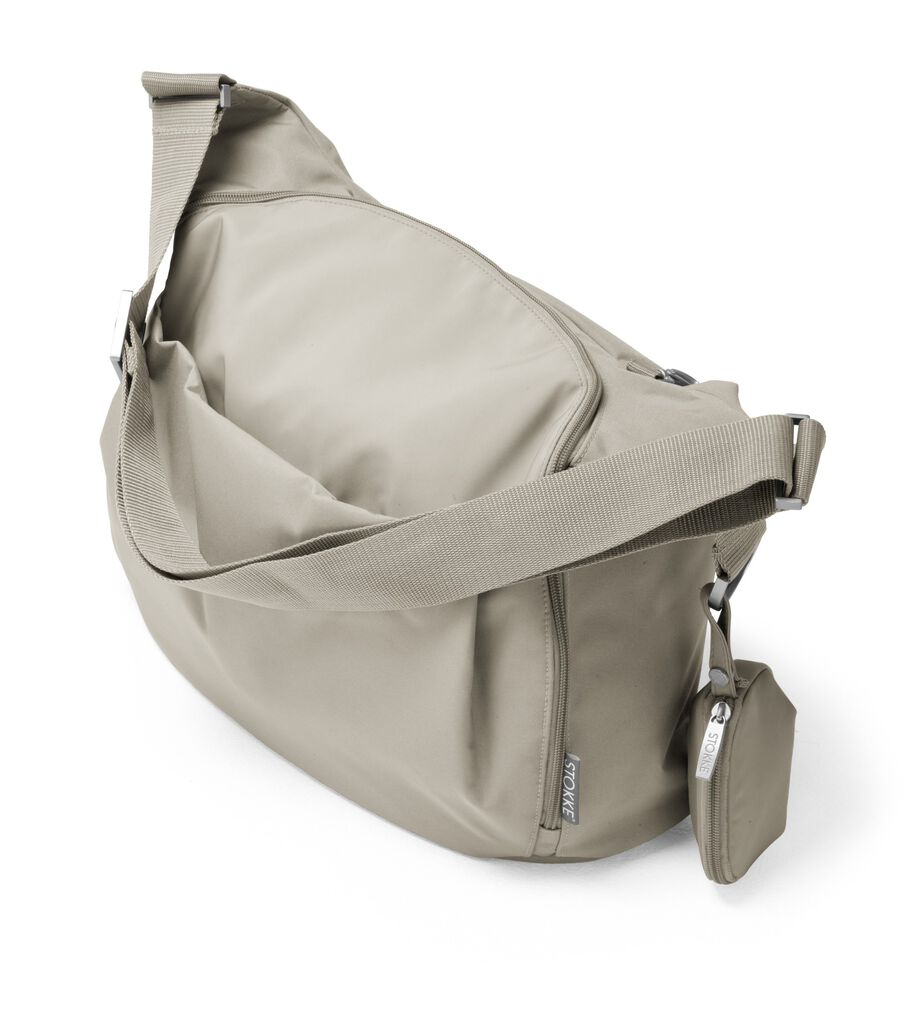 Stokke® Stroller Changing Bag, Beige.
