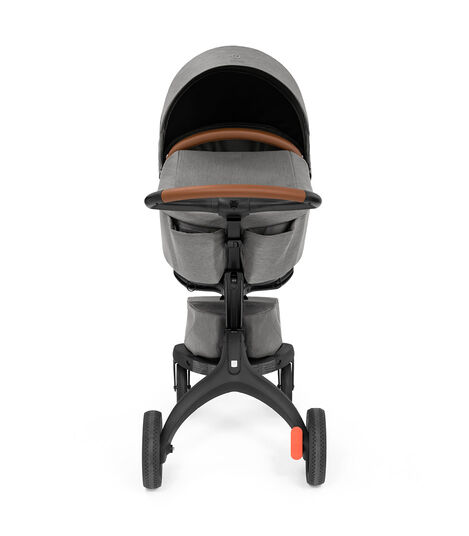 Stokke® Xplory® X Modern Grey Stroller with Seat.  view 4